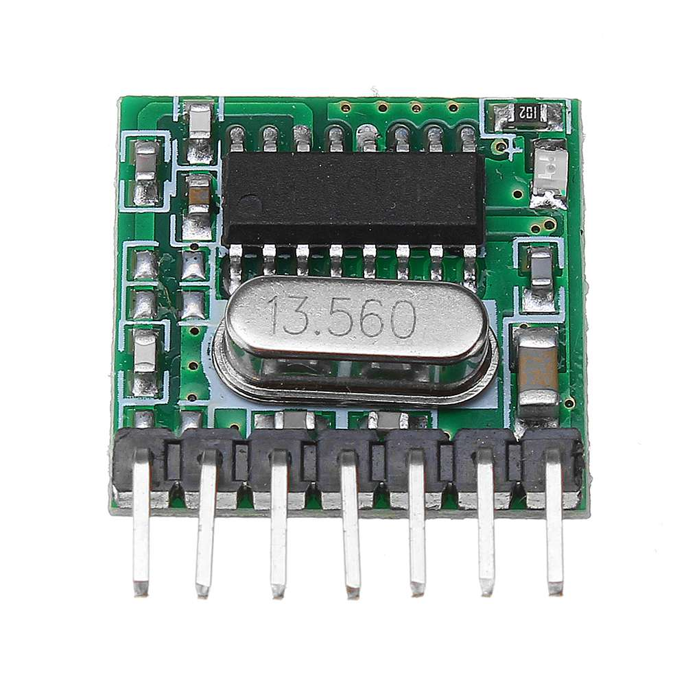LEORY TX118S 433MHz 3V-24V Wireless Remote Control Transmitter Module With 1527 Encoding Module
