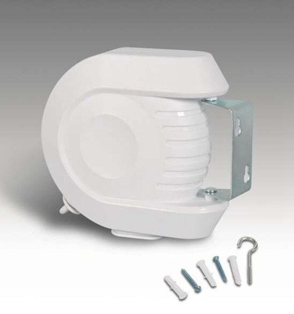 12m Retractable Reel Clothe Washing Line Indoor Outdoor Patio Garden Space Saver