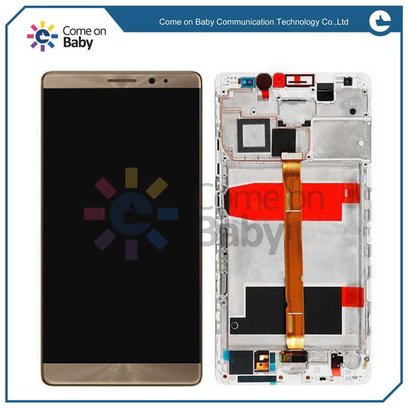 """6.0 """"companheiro 8 display lcd + tela de toque 3 m fita 100% novo digitador assembléia substituição para companheiro 8 tela"""