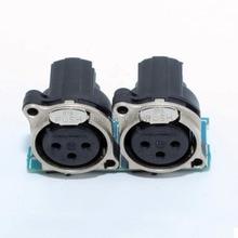 """Xlr"" e ""mic"" microphone jack placa peças de reparo para sony PMW 200 PMW EX280 pmw200 ex280 camcorder"