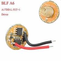 CLAITE S1/BLF A6 A17DD-L FET + 1 2,8-4,35 v 7/4 Modi Taschenlampe Fahrer Taschenlampe Zubehör