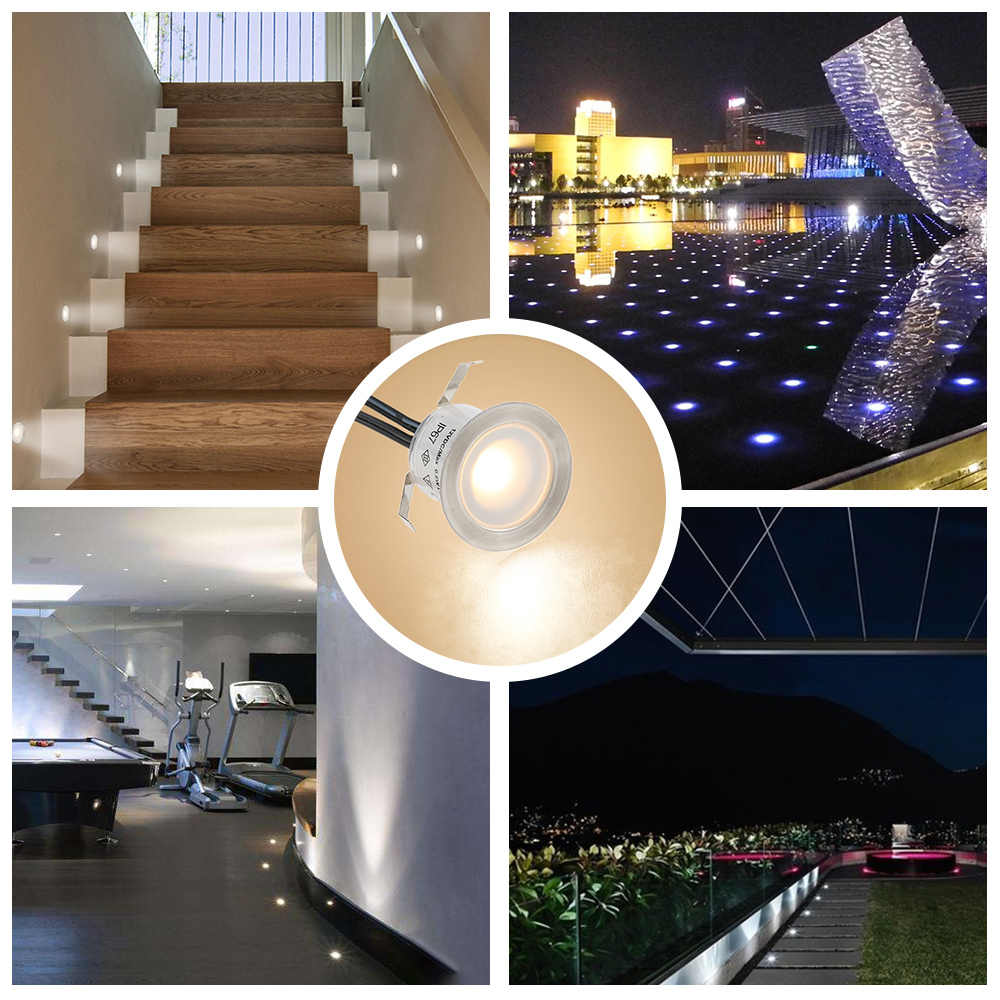 Led Deck Feedback About Recessed Questions Ip67 Detail Light 8pcs sQChrtxd