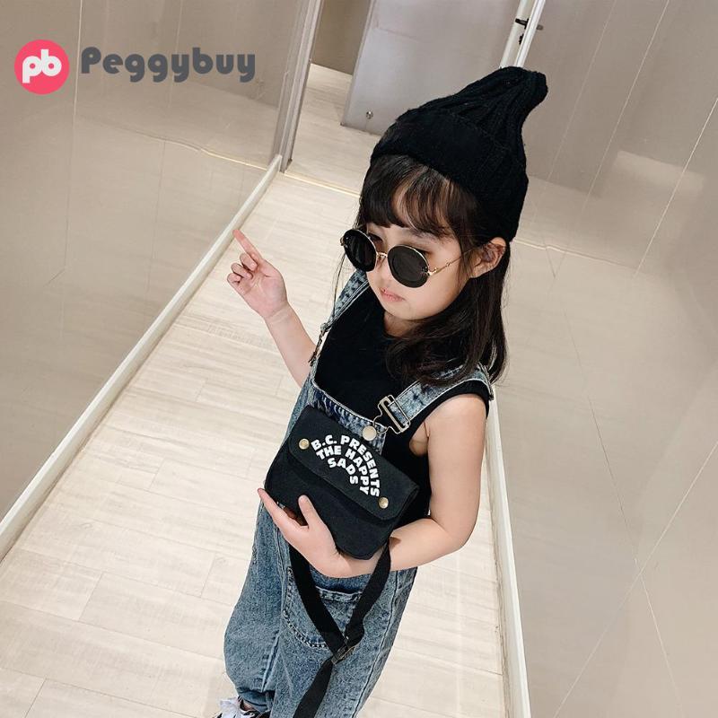 Gepäck & Taschen Kinder Taille Bagcanvas Hohe Qualität Brust Schulter Messenger Taschen Mädchen Schlinge Taschen Mode Handy Tasche Sport Tasche Schul Kinder- & Babytaschen