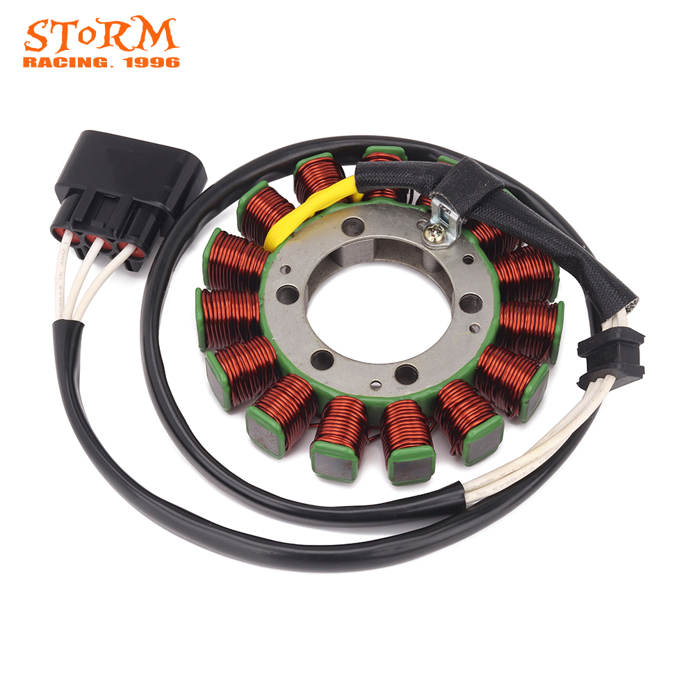 Motorcycle Engine Magneto Stator Coil For Kawasaki ZX10R ZX-10R ZX-10R 2008 2009 2010Motorcycle Engine Magneto Stator Coil For Kawasaki ZX10R ZX-10R ZX-10R 2008 2009 2010