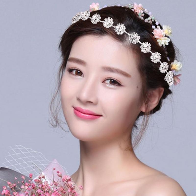 Princess Wedding Hairstyles: 2019 New Bridal Hair Accessories Crown Alloy Rhinestone