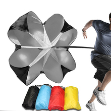 Running Speed Training Resistance Parachute Running Sprint Chute Soccer Football Sport Strength Speed Training Umbrella