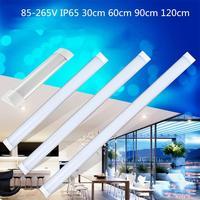 Litake светодиодный 10/20 Вт, 30 Вт, 40 W 185-265 V IP65 с эффектом потолочный светильник 30 см/60 см/90 см/120 см