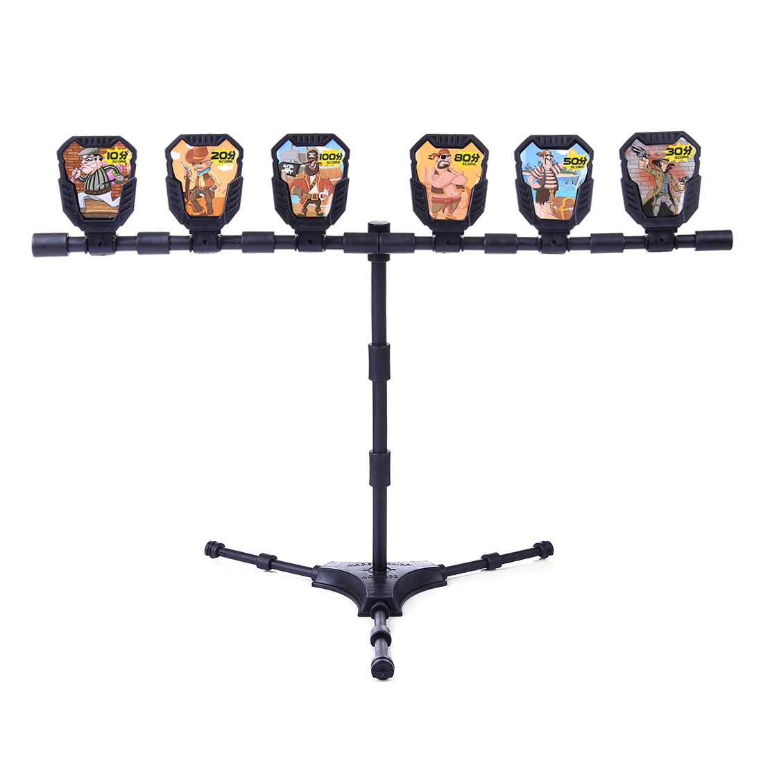 Shooting Targets Stickers Blasters Practice-Accessories Nerf With Bracket And For Outdoor