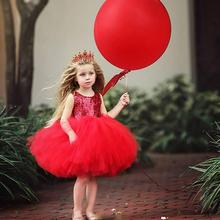 Girls dress girls summer party princess kids dresses for girls baby girl clothes summer 2019 dresses for party and wedding цены онлайн
