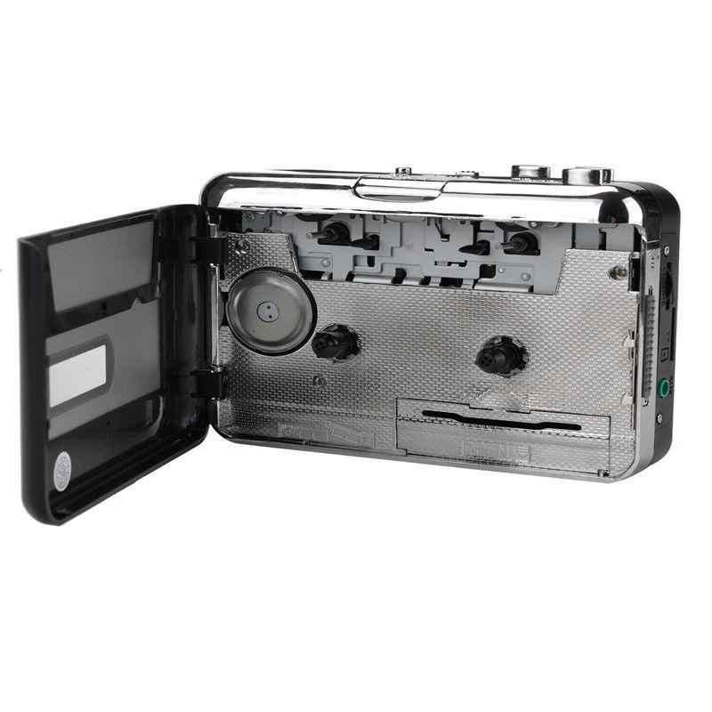 EastVita カセットプレーヤー USB ウォークマンカセットテープ音楽オーディオ MP3 コンバータプレイヤー保存 MP3 ファイル usb フラッシュ/ USB ドライブ