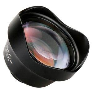 Image 3 - Pholes Mobile Phone 2x Telephoto Lens 4k Hd Tele Portrait Lens Camera Lenses Clip On Lens For Iphone 8 7 X Plus S8 S9