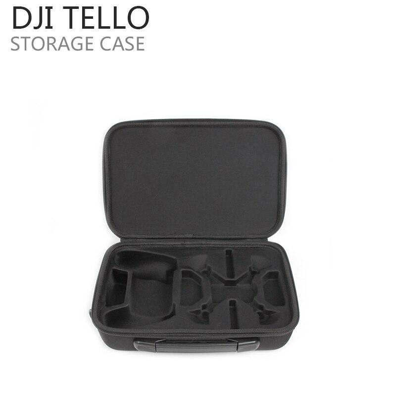 Dji tello caso saco para tello zangão & gamesir t1d controlador gamepad alça titular portátil portátil portátil caso de transporte sacos