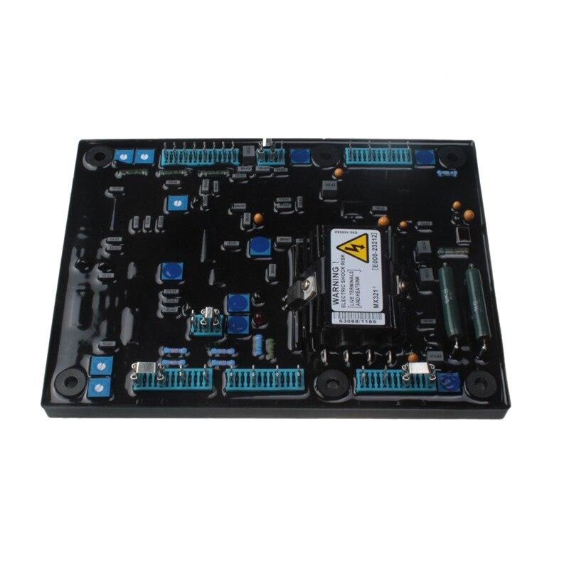 Avr Mx321 Automatic Voltage Regulator Control Moudle For Generator GensetAvr Mx321 Automatic Voltage Regulator Control Moudle For Generator Genset