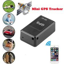 GF-07 Magnetic Mini Real Time Portable Car Vehicle Tracking Device Enhanced GPS LBS Tracker Locator