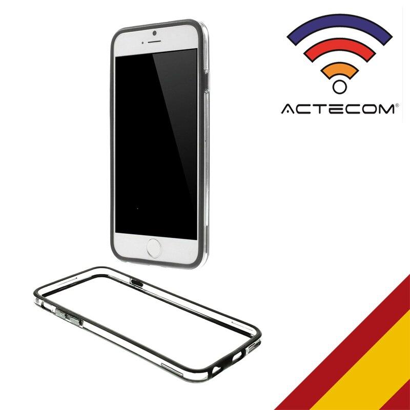 ACTECOM Funda Bumper Para IPhone 8 4,7