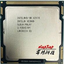 Intel Xeon X3470 2,933 ГГц четырехъядерный Восьмиядерный процессор 95 Вт Процессор 8 м 95 Вт LGA 1156