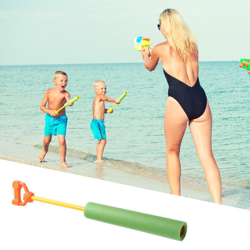 1 PCS Water Guns Toy Soakers Pull-out Drifting Water Toys Beach Water Guns For Kids Children Water Beach Outdoor Games