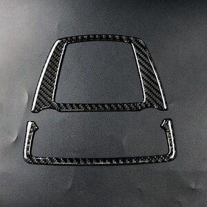 Image 3 - สำหรับ BMW 5 Series GT F07 F10 X3 X4 F25 F26 คาร์บอนไฟเบอร์ด้านหน้าอ่านกรอบ