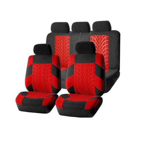 Housses de siège de voiture universelles pour la plupart des voitures, protection de siège de voiture M8617