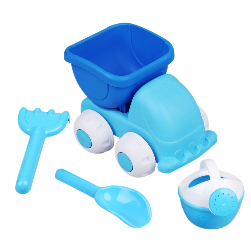 ABDK-4-Piece Children'S Summer Outdoor Beach Sand Digging Sand Play Water Bath Toys