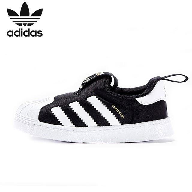 9d930b0ec90d Aliexpress.com   Buy ADIDAS KIds New Arrival Clover Running Shoes ...