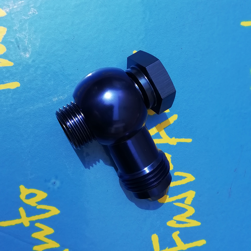 Banjo Bolt M16 P1.5 M16 * 1.5 M16 X 1.5 Adapter To -8an An8 An-8 3/4unf Fuel Oil Hose End Fitting