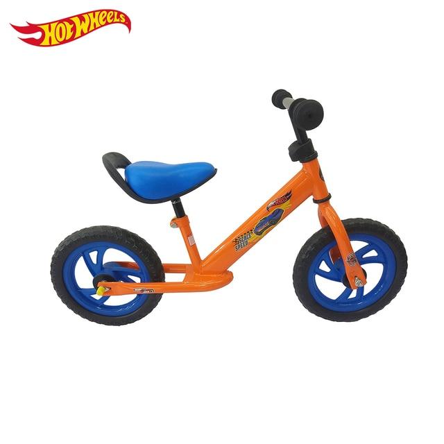 "Беговел Hot Wheels 12"" колеса EVA"