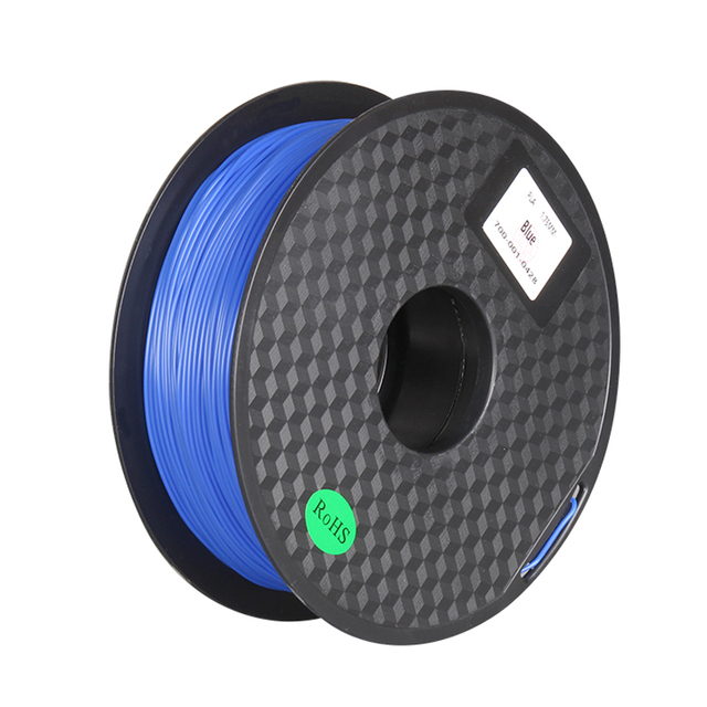 Kee Pang 3D Printer PLA Filament 1.75mm Filament Dimensional Accuracy+/-0.02mm 1KG 300M 2.2LBS 3D Printing Material for RepRap