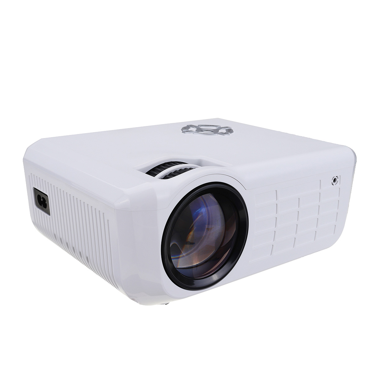 LEORY M28 LCD 2000LM Projector 800x480 Native Resolution With Digital TV Interface Support HDMI USB VGA AVLEORY M28 LCD 2000LM Projector 800x480 Native Resolution With Digital TV Interface Support HDMI USB VGA AV