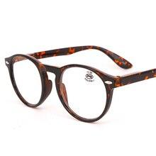 XojoX Round Reading Glasses Men Women Fashion Hyperopia