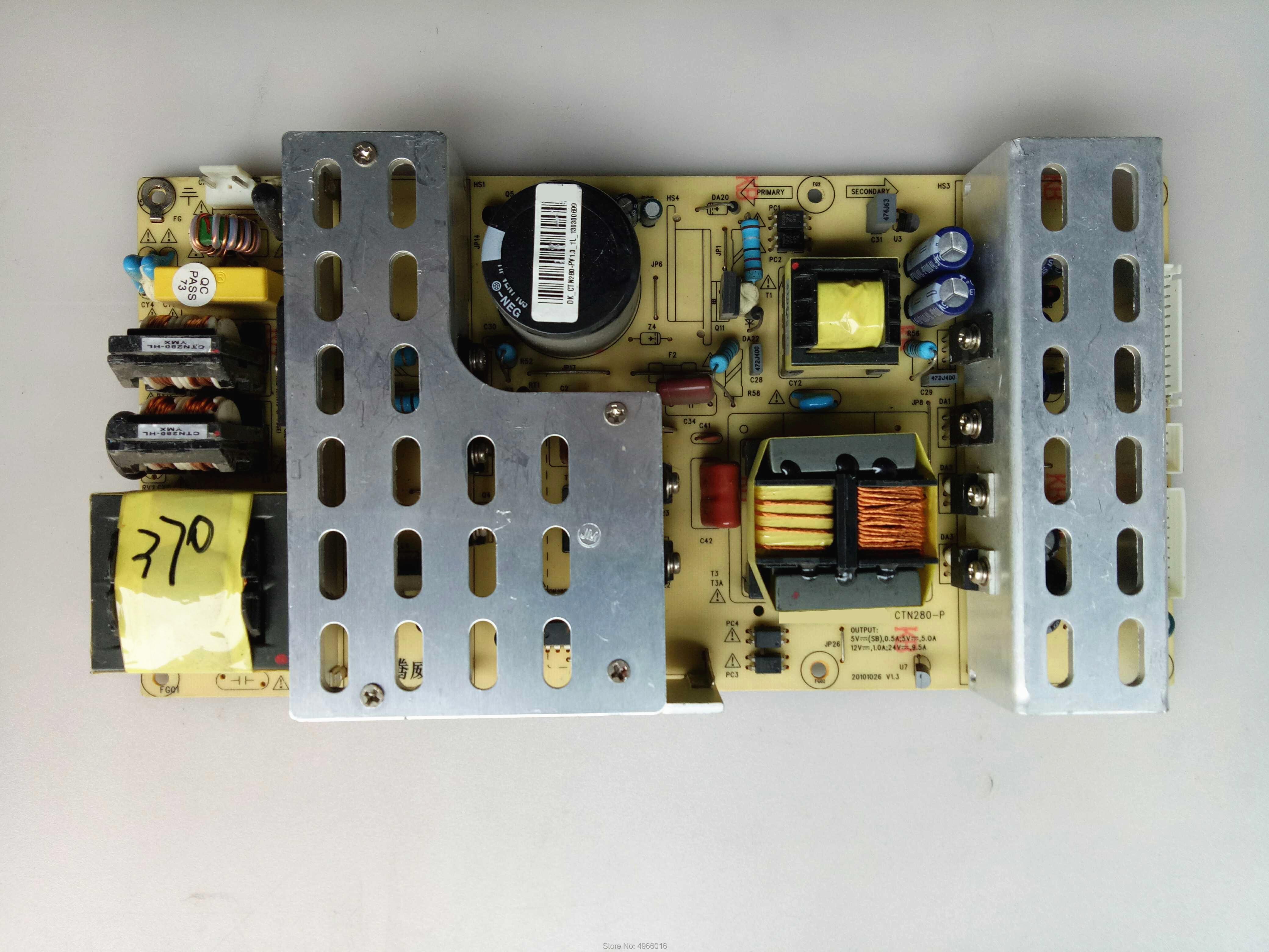 Dj Ausrüstung Und Zubehör Selbstlos Original Ctn280-p Ctn280-t3 Ymx Universal Power Board Dj Ausrüstung Zubehör