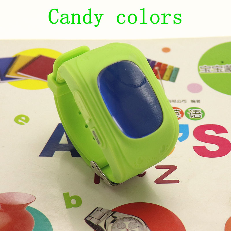 Watch Bracelet Devices Tracker Wristband Wearable Smartphone Anti-Lost Kids Q50 Children