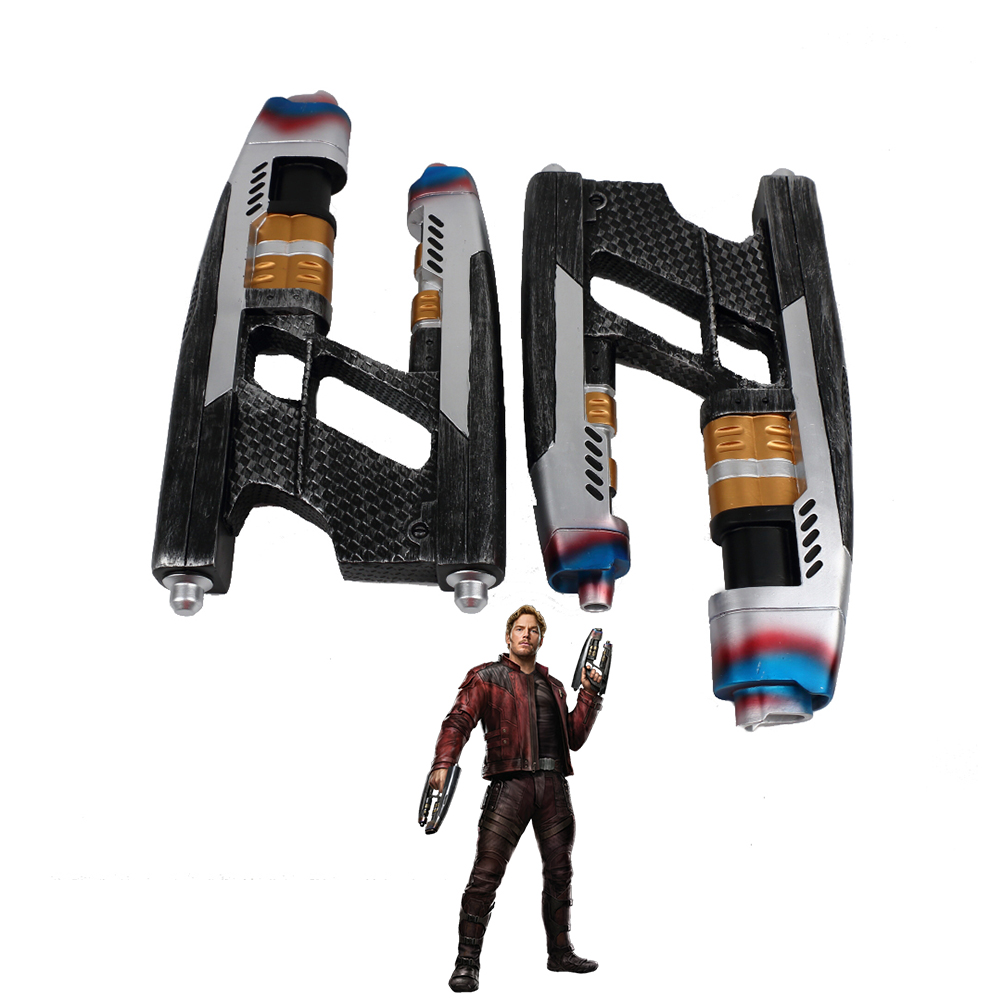 Costumes & Accessories Adroit 2pcs Avengers Infinity War Star Lord Gun Weapon Cosplay Props Halloween Props Novelty & Special Use