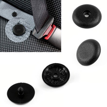 8pcs Studs Retainer Stopper Car Pin Buttons Holders Buckle Seat Belt Clip Universal Holders Studs Retainer Stopper Pin Clip