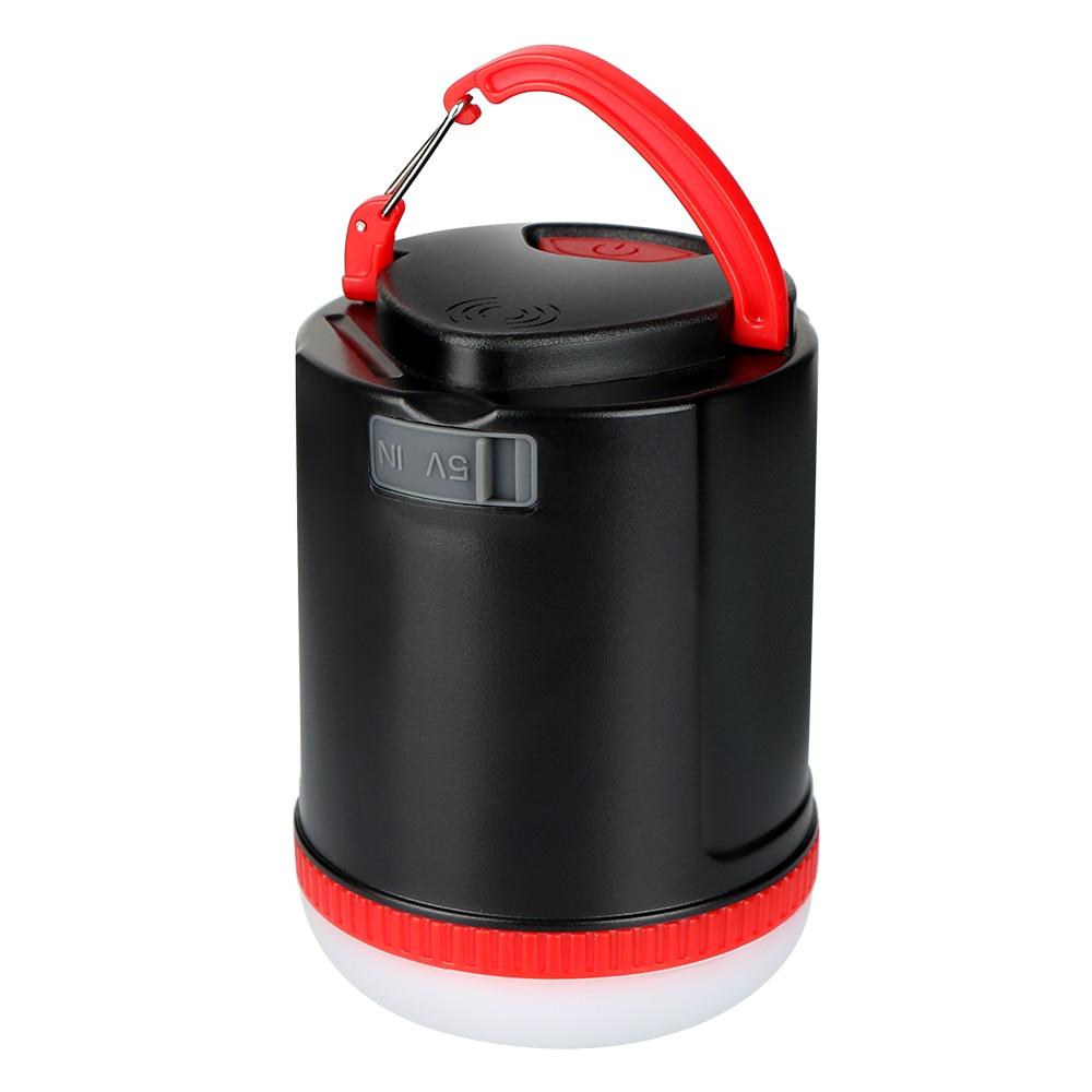 Portable Lantern Collapsible Linterna Solar Lamp Camping Light LED Rechargeable Flashlight