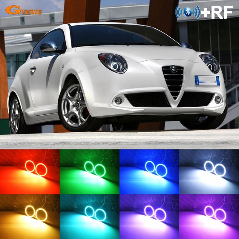 For Alfa Romeo Mito 2008 2009 2010 2012 2013 2014 2015 RF Bluetooth Controller Multi Color