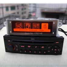 Original RD45 CD-PLAYER + Monitor Auto Radio USB AUX Bluetooth PARTNER EXPERT RCZ RADIO FÜR PEUGEOT 207 308 3008 5008 807