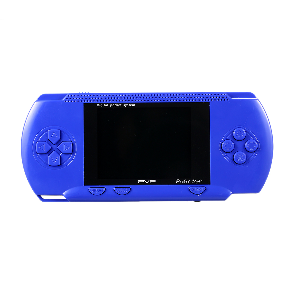GC37 8-Bit Handheld Game Console Portable Retro Gaming Machine Built-in 132 28 Card Expansion Classic Games AV out w  Gamepad