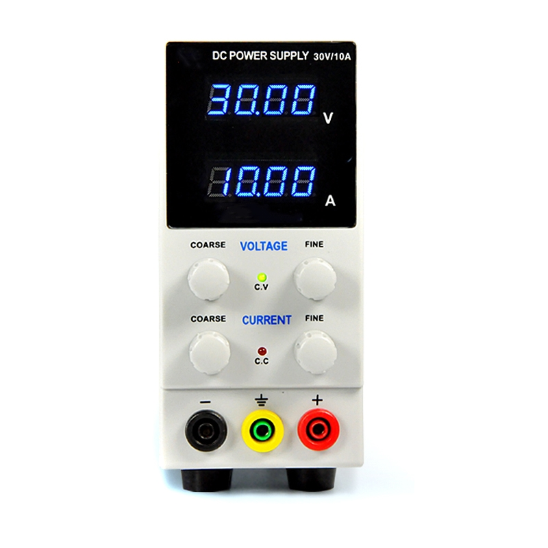 DC Power Supply 0 30V 0 10A 300W Adjustable Display Stabilized Voltage Repair Power Supply Switching