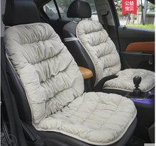 цена на TO YOUR TASTE auto accessories universal crystal velvet CAR SEAT cushion for Nissan Patrol Fuga Murano Quest Xtrail Cefiro warm
