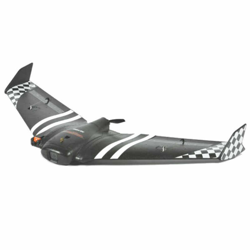 Upgrade Sonic Modell Ar Wing 900Mm Spanwijdte Epp Fpv Flywing Rc Vliegtuig 600TVL Camera High Speed Pnp/Kit & 5030 Propelle