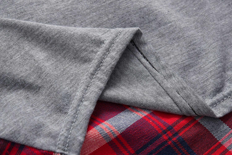2019 Kpop Moletom poliester pełna jednorożec jesień i zima nowe luźne odzież damska łączone w kratkę z duży wyświetlacz Torba Slim Top