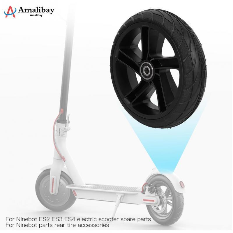 Moyeux de roue arrière pour ES2 ES3 ES4 NINEBOT Scooter électrique roue arrière pneu Ninebot accessoires - 2