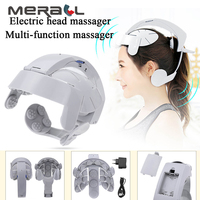 head massager for head Pain Relief Health Care USB octopus vibrating Head Spa Massage & relaxation relaxing massage