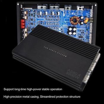 Stabiele Klasse D Monoblock Auto Versterker Met Afstandsbediening Subwoofer Controle Auto Versterkers Audio Bluetooth Versterker Subwoofer
