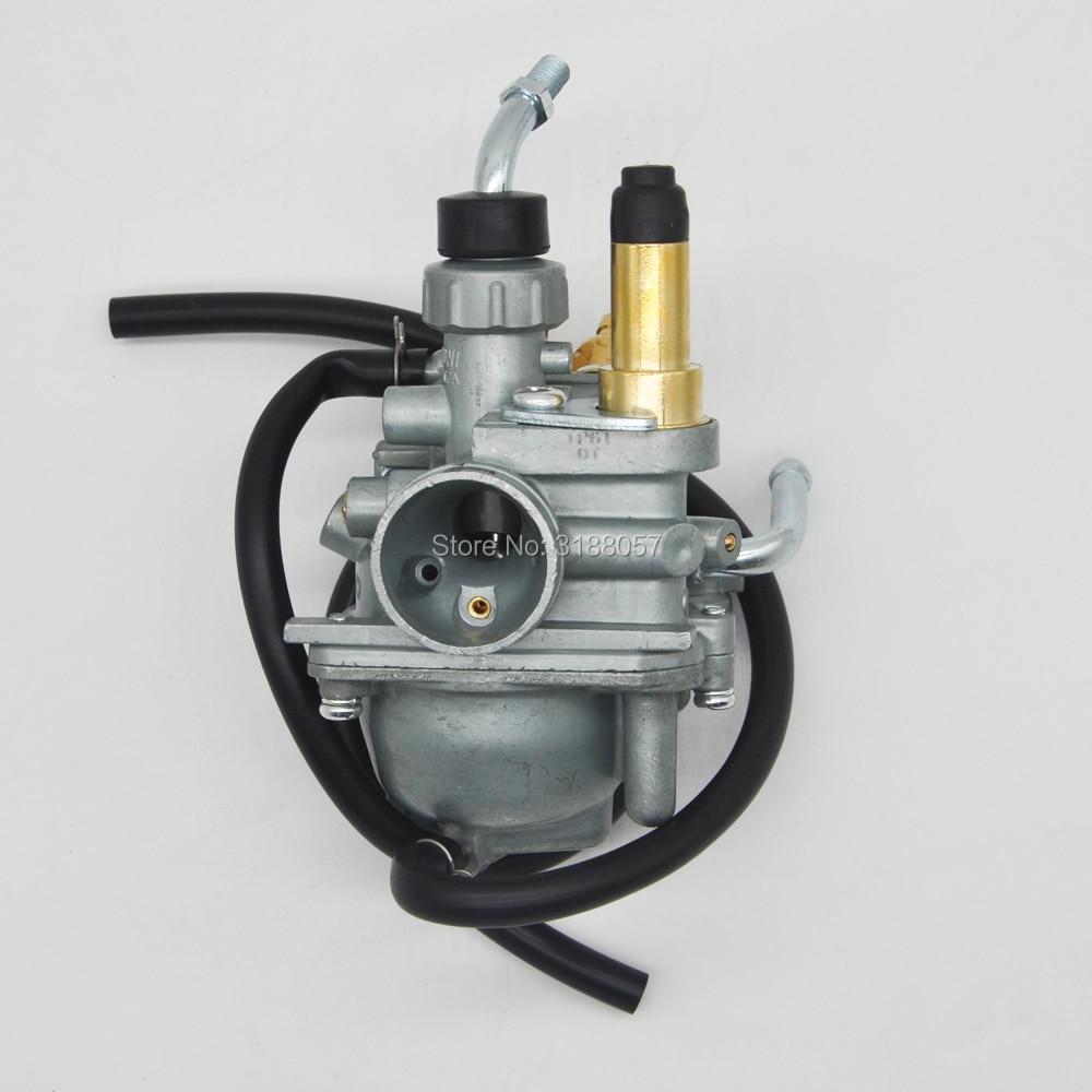 13mm Carburetor with heat sensor for Yamaha TTR50 Carb Dirt Bike Parts 2006 2011 TTR 50cc