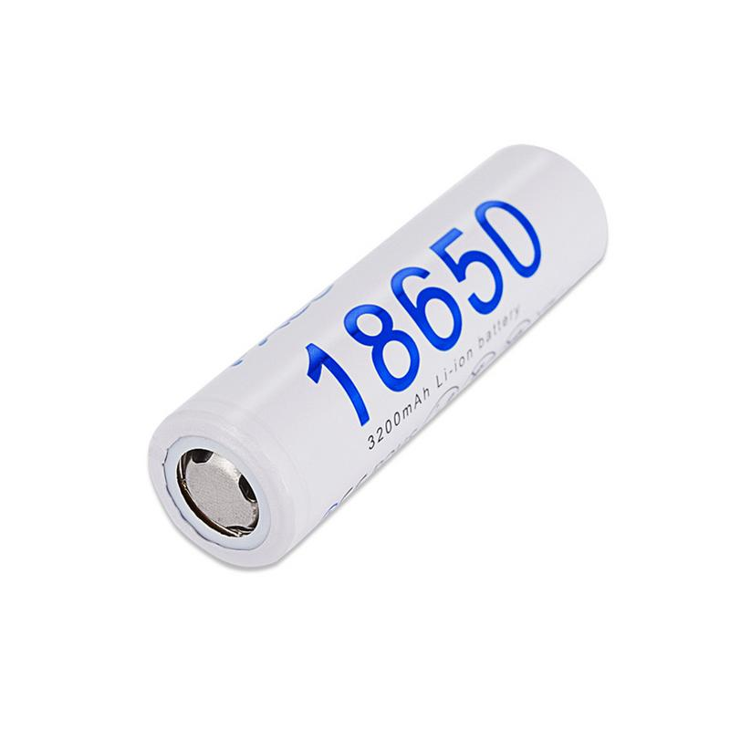 1pcs 18650 Lithium Battery 3.7V Imported 3200 mAh Electronic Cigarette Mobile Power Rechargeable