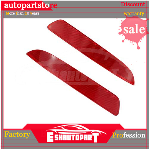 Bumper Reflector For 2011-2013 BMW X5 Front Left or Right CAPA