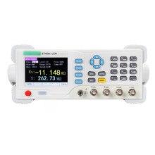 ET4501 L RC stacjonarne cyfrowy most pulpit L CR L CR Tester L CR miernik rezystancji impedancji indukcyjności pomiaru