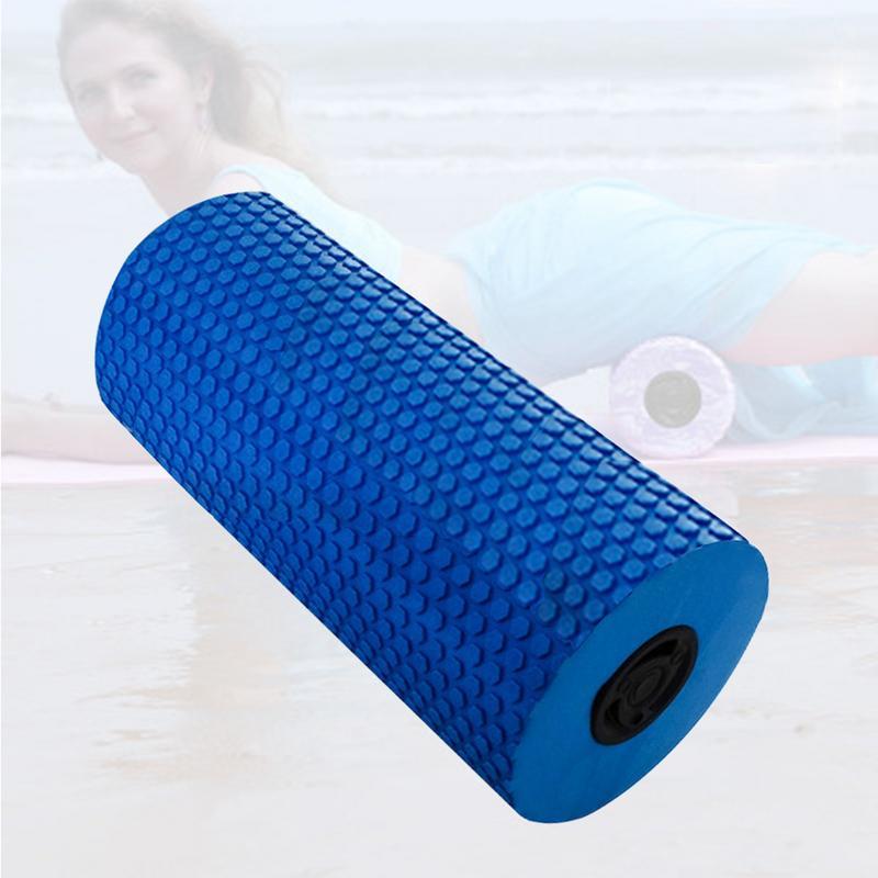 Électrique De Yoga Masseur Protection de L'environnement Auxiliaire Rouleau En Mousse De Yoga Colonne